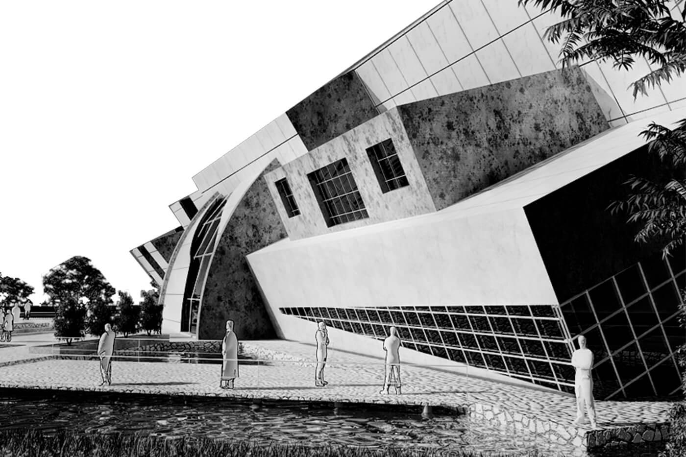 nationalromantisk arkitektur