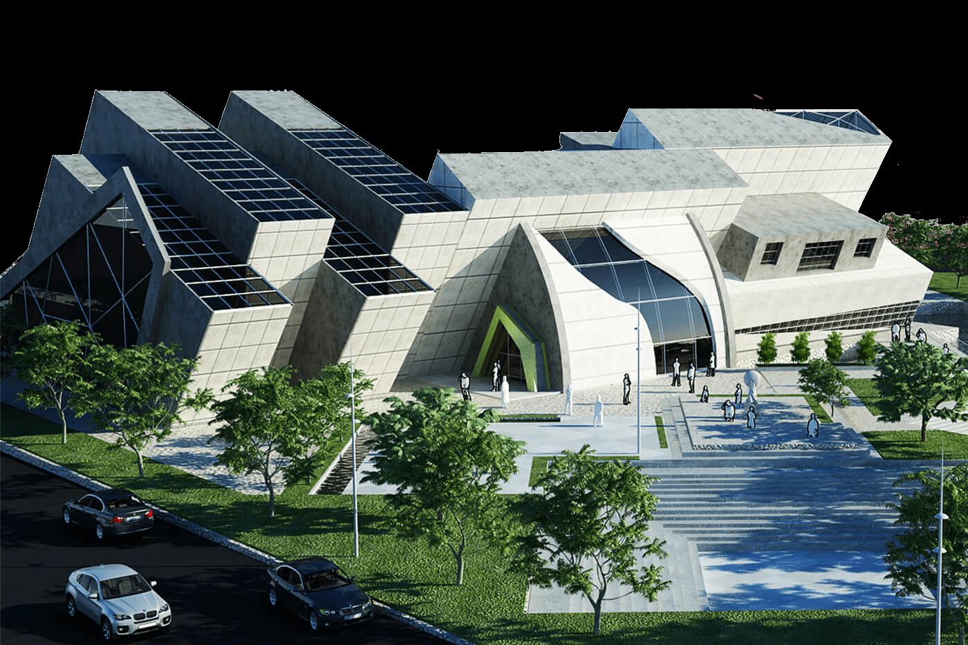 arkitekterne køge