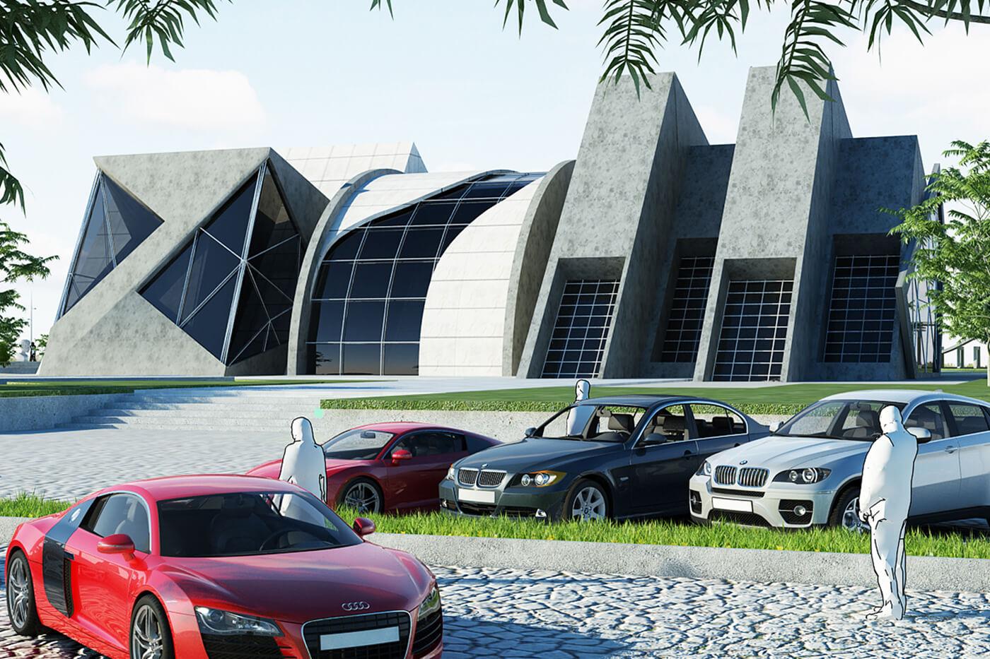 arkitektur design