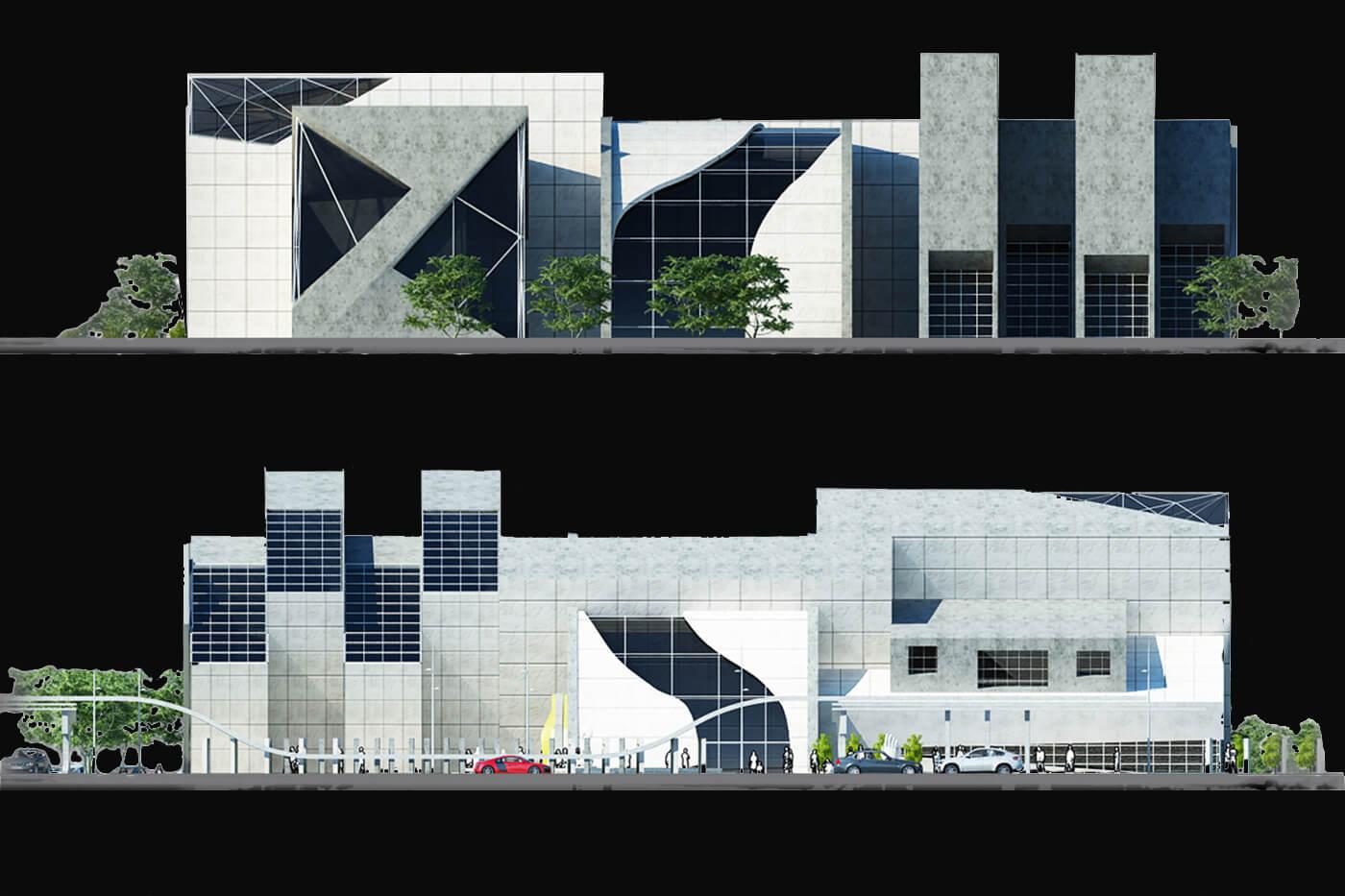 arkitekternes løb